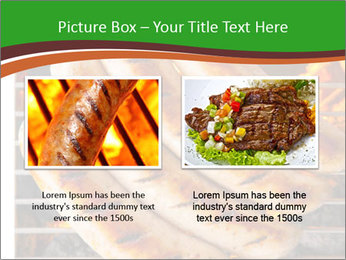Grilled German Sausages PowerPoint Templates - Slide 18