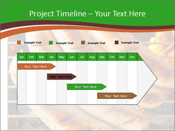 Grilled German Sausages PowerPoint Template - Slide 25