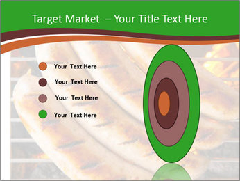 Grilled German Sausages PowerPoint Templates - Slide 84