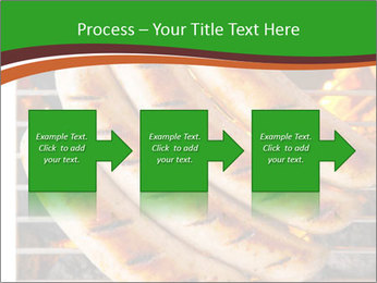 Grilled German Sausages PowerPoint Templates - Slide 88