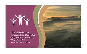 0000089087 Business Card Template