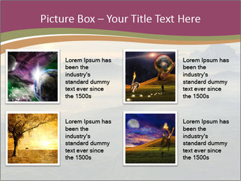 Golden Sea PowerPoint Templates - Slide 14