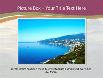 Golden Sea PowerPoint Templates - Slide 15