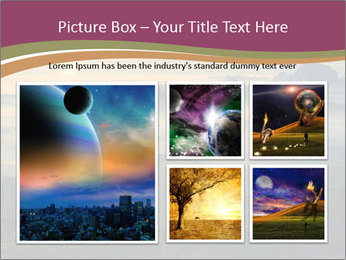 Golden Sea PowerPoint Templates - Slide 19