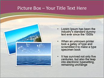 Golden Sea PowerPoint Templates - Slide 20