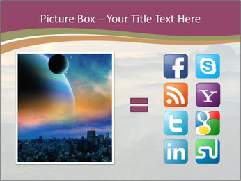 Golden Sea PowerPoint Templates - Slide 21