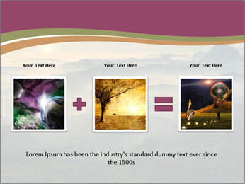Golden Sea PowerPoint Templates - Slide 22