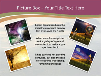 Golden Sea PowerPoint Templates - Slide 24