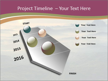 Golden Sea PowerPoint Templates - Slide 26