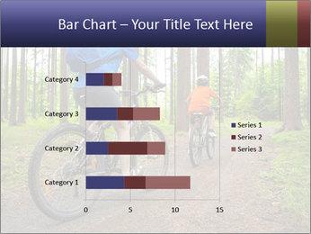 Biking In Forest PowerPoint Template - Slide 52