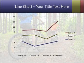 Biking In Forest PowerPoint Template - Slide 54