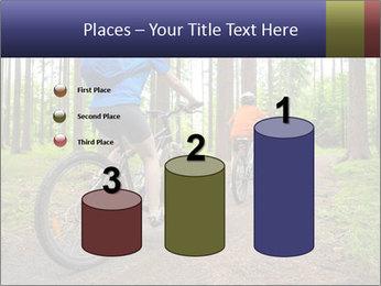 Biking In Forest PowerPoint Template - Slide 65