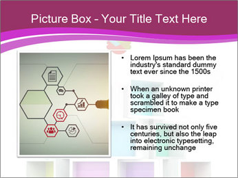 Colorful Light Bulb PowerPoint Templates - Slide 13