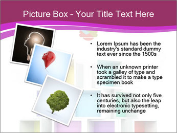 Colorful Light Bulb PowerPoint Templates - Slide 17