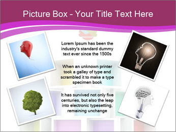 Colorful Light Bulb PowerPoint Templates - Slide 24
