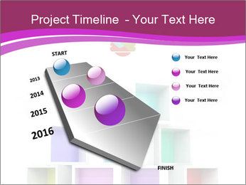 Colorful Light Bulb PowerPoint Templates - Slide 26