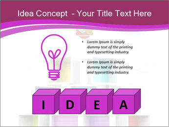 Colorful Light Bulb PowerPoint Templates - Slide 80