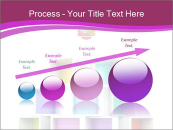 Colorful Light Bulb PowerPoint Templates - Slide 87