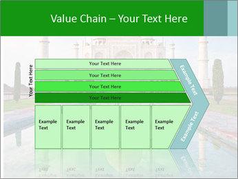 Marble Taj Mahal PowerPoint Template - Slide 27