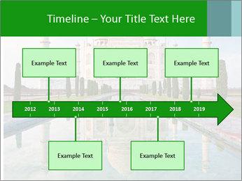 Marble Taj Mahal PowerPoint Template - Slide 28