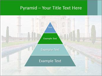 Marble Taj Mahal PowerPoint Template - Slide 30