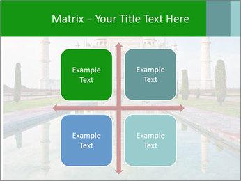 Marble Taj Mahal PowerPoint Template - Slide 37