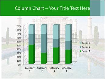Marble Taj Mahal PowerPoint Template - Slide 50