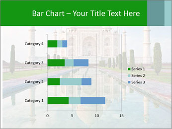 Marble Taj Mahal PowerPoint Template - Slide 52