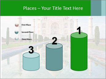 Marble Taj Mahal PowerPoint Template - Slide 65