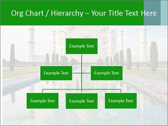 Marble Taj Mahal PowerPoint Template - Slide 66