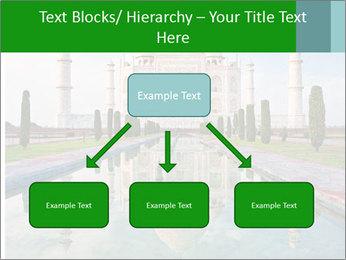 Marble Taj Mahal PowerPoint Template - Slide 69