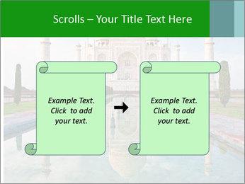 Marble Taj Mahal PowerPoint Templates - Slide 74