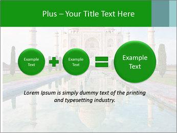 Marble Taj Mahal PowerPoint Template - Slide 75