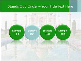 Marble Taj Mahal PowerPoint Template - Slide 76