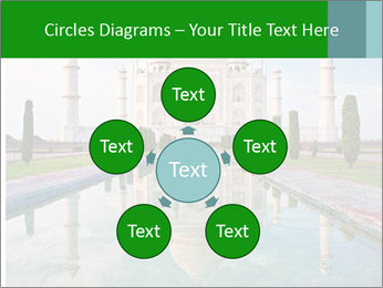 Marble Taj Mahal PowerPoint Templates - Slide 78