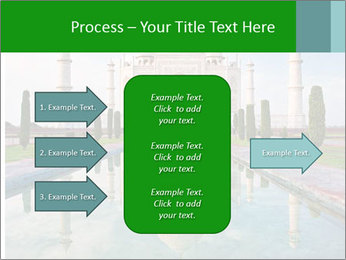 Marble Taj Mahal PowerPoint Template - Slide 85