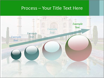 Marble Taj Mahal PowerPoint Templates - Slide 87