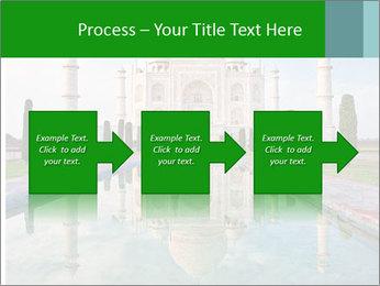 Marble Taj Mahal PowerPoint Template - Slide 88