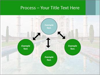 Marble Taj Mahal PowerPoint Template - Slide 91