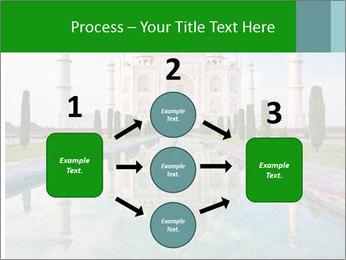 Marble Taj Mahal PowerPoint Templates - Slide 92