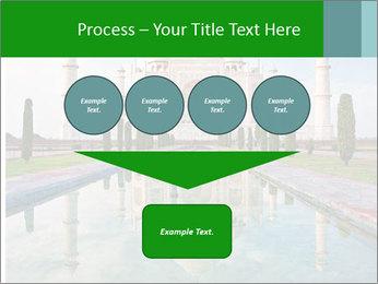 Marble Taj Mahal PowerPoint Templates - Slide 93