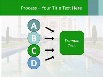 Marble Taj Mahal PowerPoint Template - Slide 94