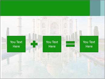 Marble Taj Mahal PowerPoint Template - Slide 95