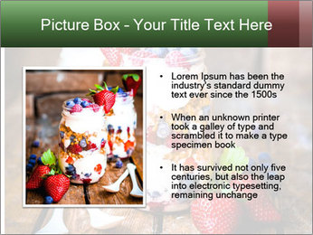 Berry Granola PowerPoint Templates - Slide 13