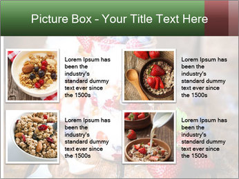 Berry Granola PowerPoint Templates - Slide 14