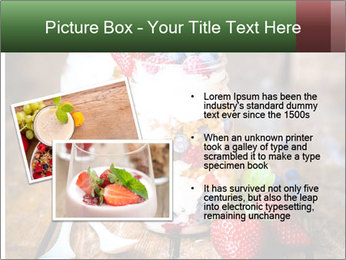 Berry Granola PowerPoint Templates - Slide 20