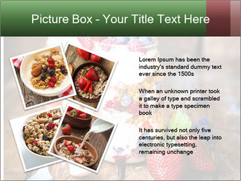 Berry Granola PowerPoint Templates - Slide 23