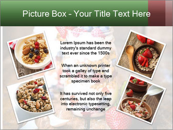 Berry Granola PowerPoint Templates - Slide 24