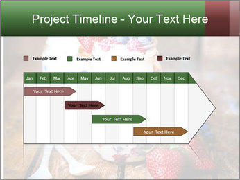 Berry Granola PowerPoint Templates - Slide 25