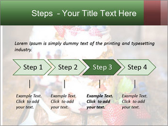 Berry Granola PowerPoint Templates - Slide 4